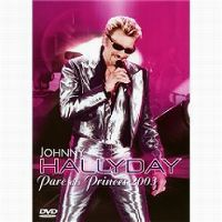 Cover Johnny Hallyday - Parc des Princes 2003 [DVD]